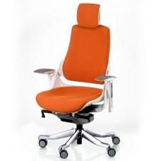 Кресло руководителя WAU MANDARIN FABRIC WHITE E5326 Special4You