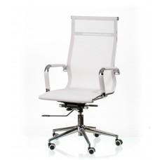 Кресло руководителя Solano mesh white E5265 Special4You