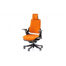 Кресло руководителя Wau mandarin fabric Е0741 Special4You