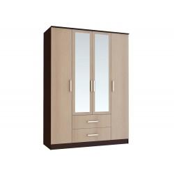 Шкафы с распашными фасадами