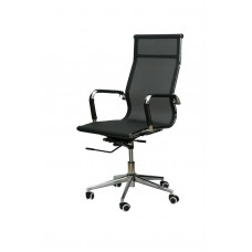 Кресло руководителя Solano mesh black E0512 Special4You