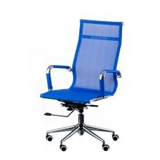 Кресло руководителя Solano mesh blue E4916 Special4You