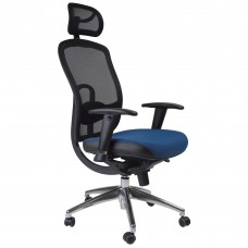 Офисное кресло Office4you LUCCA, blue 27592 Spesial4You