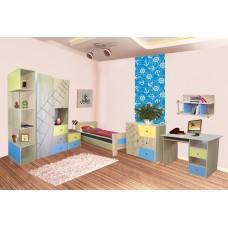 """Комплект подростковой мебели """"Юнга"""" СИЧ"""