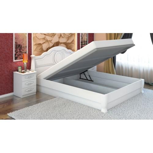 """Кровать деревянная """"Анна"""" с подъемным механизмом DA-KAS"""