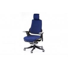 Кресло руководителя Wau navybluе fabric Е0765 Special4You