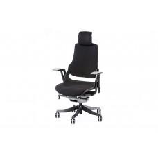 Кресло руководителя Wau black fabric Е0772 Special4You