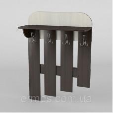 Вешалка-3 Тиса мебель