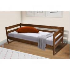 """Кровать """"Sky-3"""" ольха/коньяк, венге Микс мебель"""