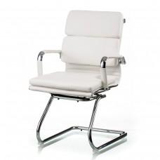 Кресло конференционное Solano 3 conference white E5289 Special4You