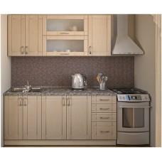 Кухня наборная МДФ  №1 Альфа-мебель