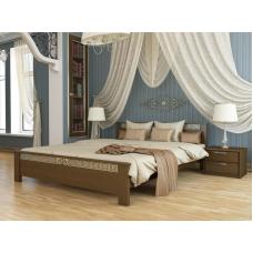 """Кровать """"Афина"""" Массив Эстелла"""