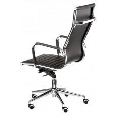 Кресло руководителя Solano artlether black E0949 Special4You