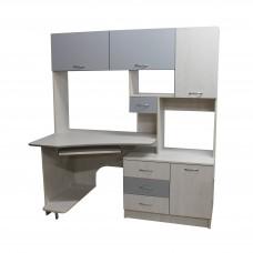 """Компьютерный стол """"Аполлон"""" Ника мебель"""