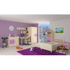 """Детская модульная система с кроватью """"Smart"""" Blonski"""