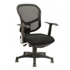 Кресло офисное Mist black E5661 Spesial4You