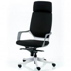 Кресло руководителя  Apollo black/white E5425 Special4You