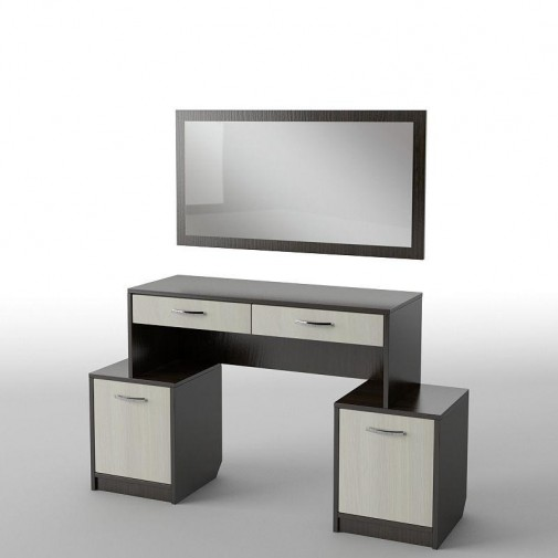 Будуарный столик БС-14 Тиса мебель