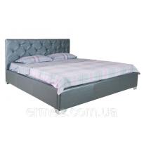 """Кровать """"Моника"""" Melbi (с мягким декорированным изголовьем)"""
