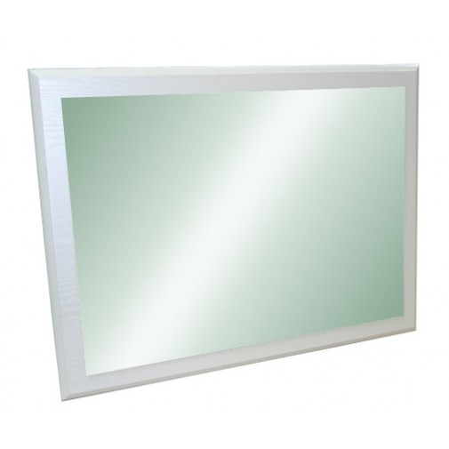 Зеркало С 002 Неман (прямоугольное с белой раме)