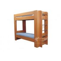 Кровать двухъярусная Рэм Альфа Мебель (для детской комнаты)