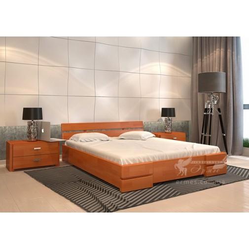 Кровать Дали бук Арбор Древ (деревянная без изножья)