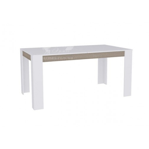 Стол обеденный Paris R Blonski (белый раскладной)