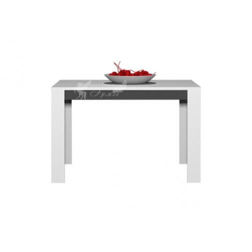 Стол обеденный Silver R Blonski (белый прямоугольный)