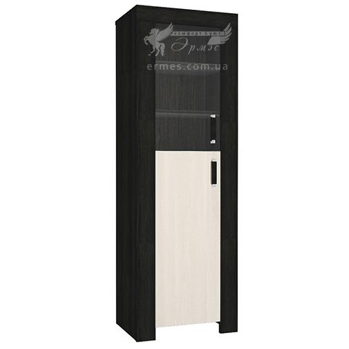 Витрина Prime 5 Blonski (узкая со стеклянной дверцей)