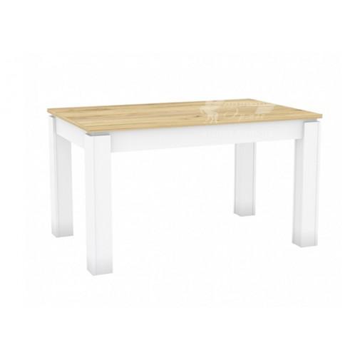 Журнальний столик Camilla K Blonski (прямокутний на квадратних ніжках)
