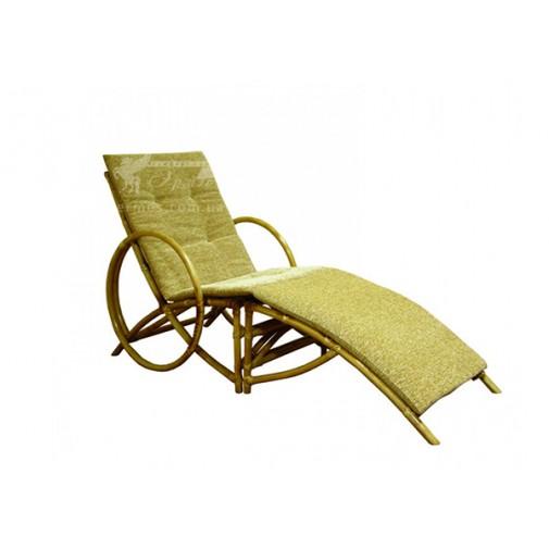 """Кресло """"Майами"""" с подставкой Черниговская фабрика лозовых изделий"""