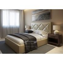 """Кровать """"Арена"""" Corners (мягкая с высокой спинкой)"""