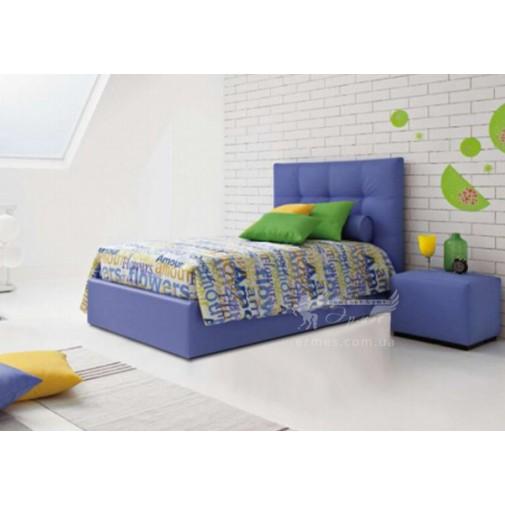 """Кровать детская """"Арлекино"""" с подъемным механизмом Corners (кровать для подростка)"""