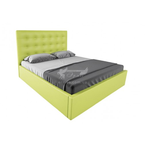 """Кровать """"Арма"""" с подъемным механизмом Corners (мягкая с коробом для хранения)"""
