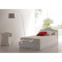 """Кровать детская """"Белоснежка"""" с подъемным механизмом Corners (подростковая кровать с коробом)"""