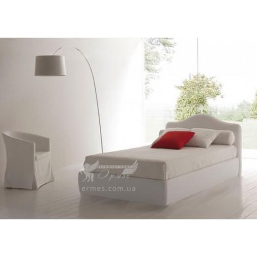 """Ліжко дитяче """"Білосніжка"""" з підйомним механізмом Corners (підліткове ліжко з коробом)"""