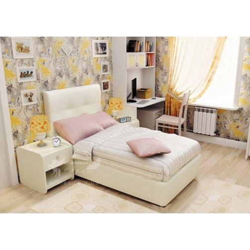 """Кровать детская """"Мартин"""" с подъемным механизмом Corners (кровать в детскую с местом для хранения)"""