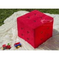 """Пуфик """"Куб"""" Corners (квадратный пуф)"""