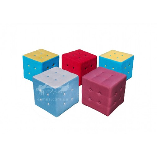 """Пуфік """"Куб"""" Corners (квадратний пуф)"""