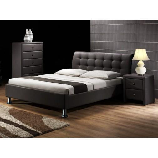 """Кровать """"Герда"""" Corners (мягкая кровать с ножками)"""