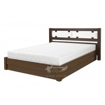 """Кровать """"Виктория"""" с подъемным механизмом DA-KAS (деревянная кровать с коробом)"""