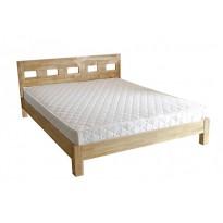 """Кровать """"Диана"""" DA-KAS (деревянная с ножками)"""