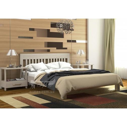 """Ліжко """"Діана Шале"""" DA-KAS (дерев'яне в скандинавському стилі)"""
