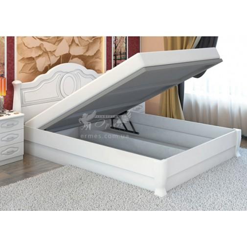 """Кровать деревянная """"Анна"""" с подъемным механизмом DA-KAS (в прованском стиле)"""