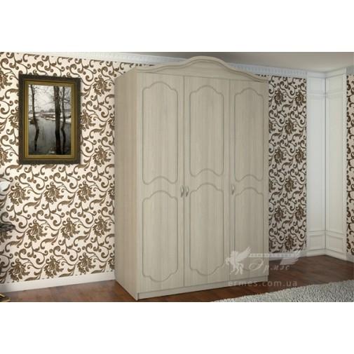 """Шкаф 3-х дверный """"Анна"""" DA-KAS (белый, классический)"""