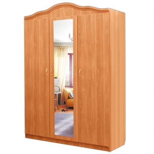"""Шкаф 3-х дверный """"Татьяна"""" DA-KAS (с зеркалом для спальни)"""