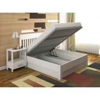 """Кровать """"Диана Шале"""" с подъемным механизмом DA-KAS (деревянная с местом для хранения)"""