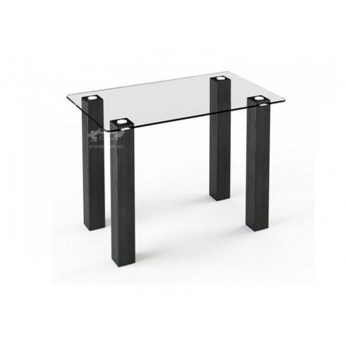 Стол обеденный SW1 ESCADO (стеклянный на деревянных опорах)