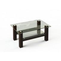 Журнальный столик JTW 001 ESCADO (стеклянный прямоугольный)