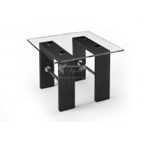 Журнальний столик JTS 001 ESCADO (скляний квадратної форми)